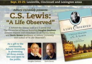 CS Lewis Flyer