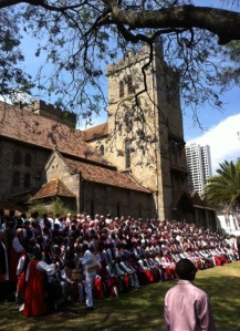 Bishops and Primates