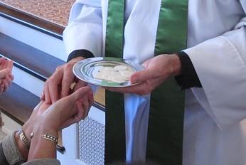 Holy Eucharist & Fr. Mark 007